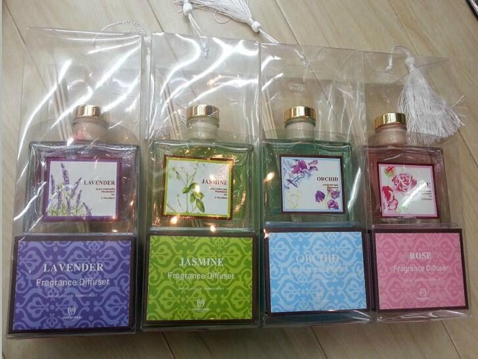 CAIRO FRAGRANCE - SET OF 4 ANGIE HOMES