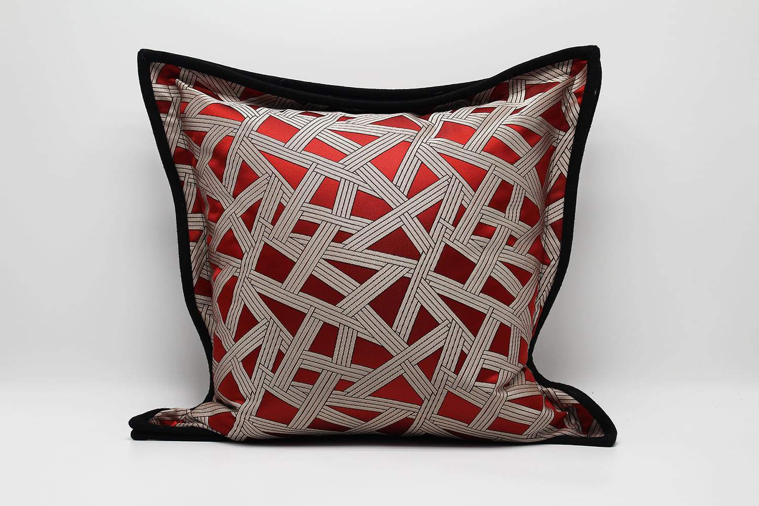 CUDDLE BEAUTIFUL RED PILLOWS & CUSHION- ANGIE HOMES ANGIE HOMES