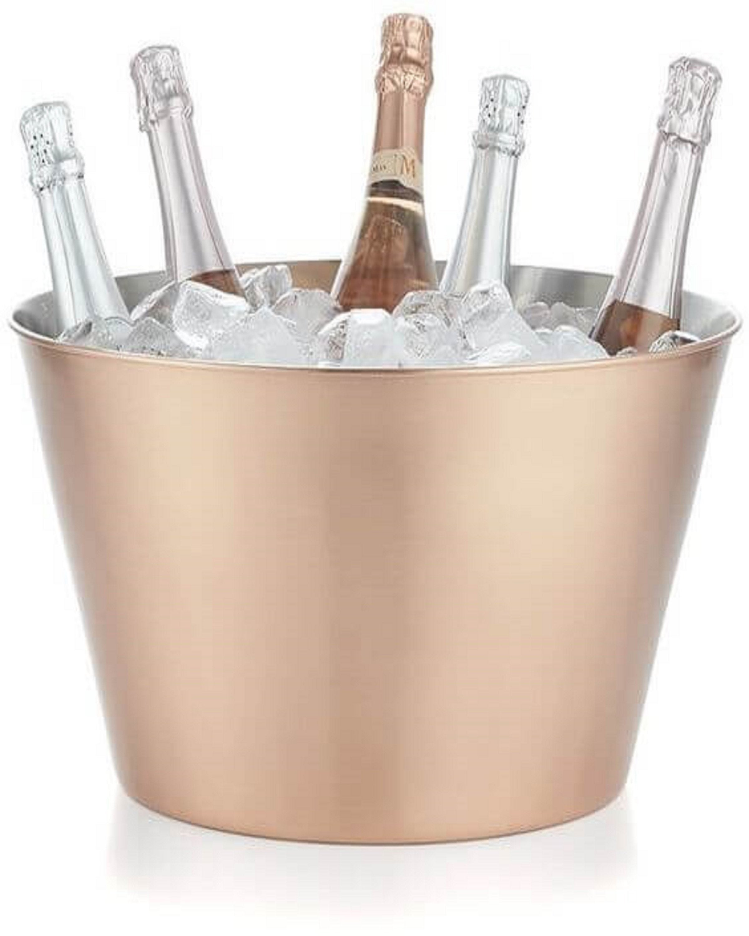 Caleb golden ice bucket ANGIE HOMES