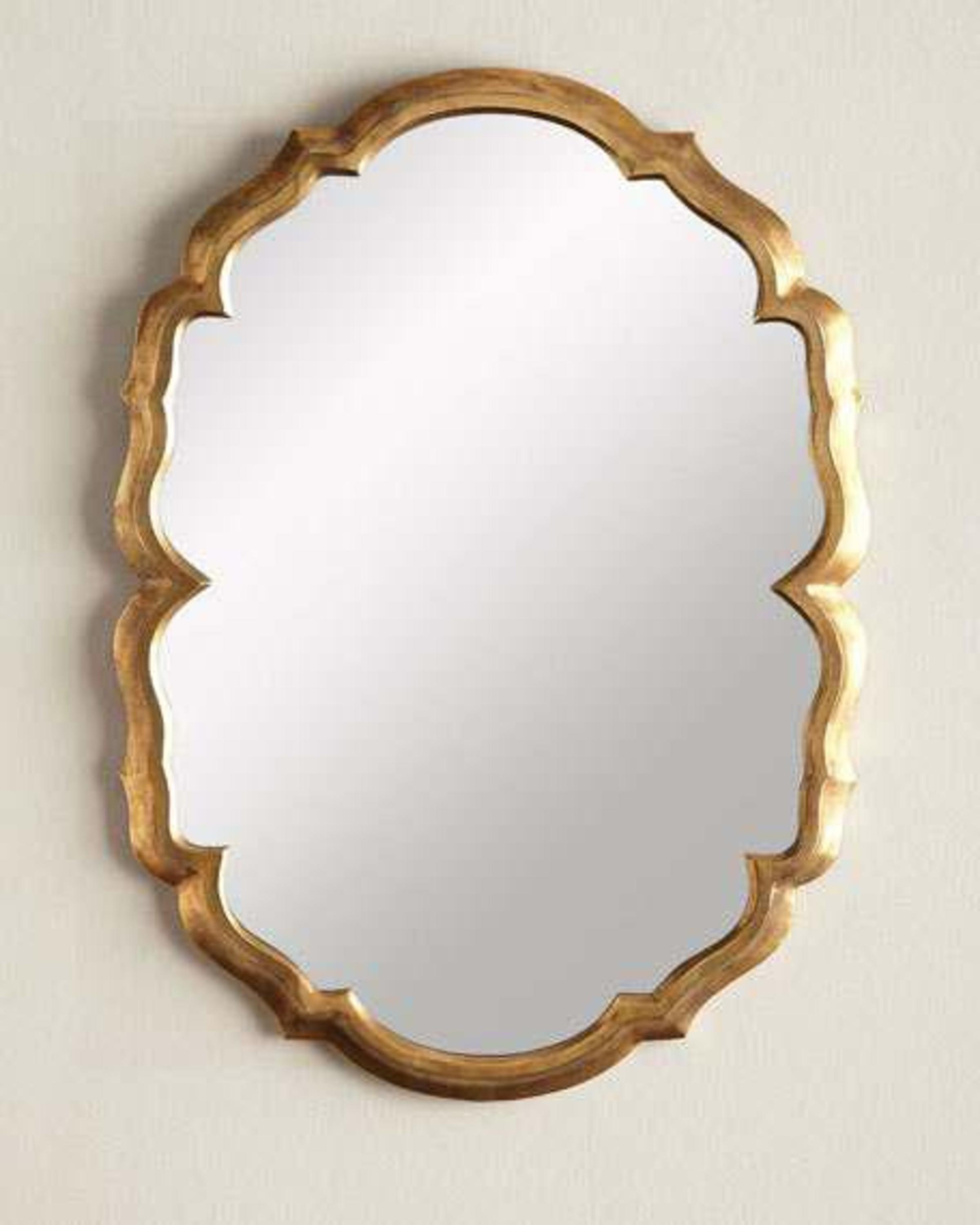 Edit  Classic Gold  Mirror- Angie's India ANGIE KRIPALANI DESIGN - ANGIE HOMES- ANGIES INDIA