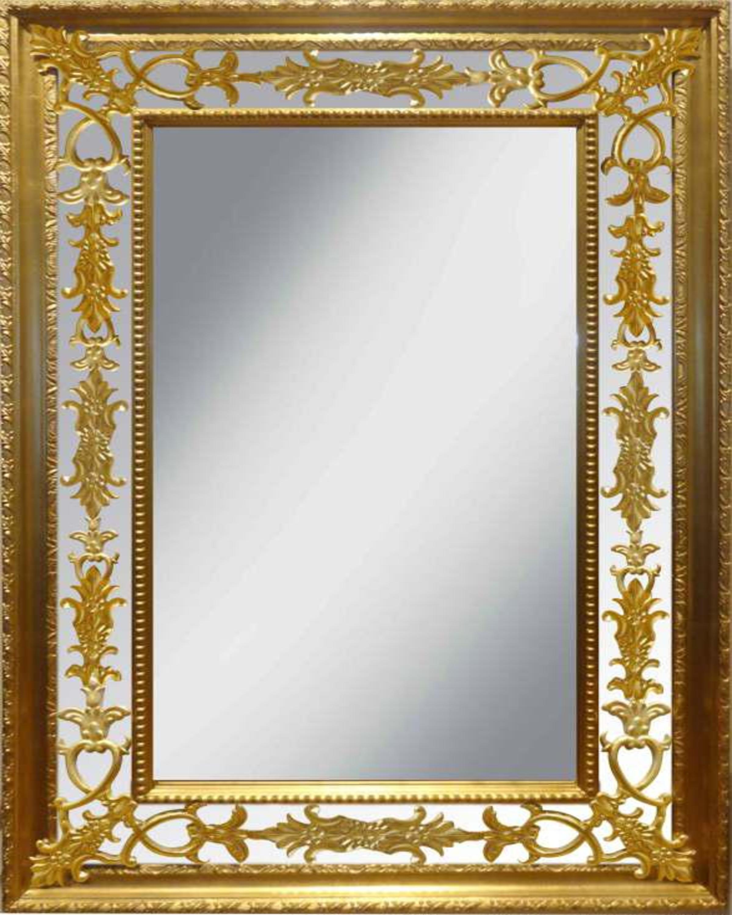 Giana Classic Gold Mirror- Angie's India ANGIE HOME