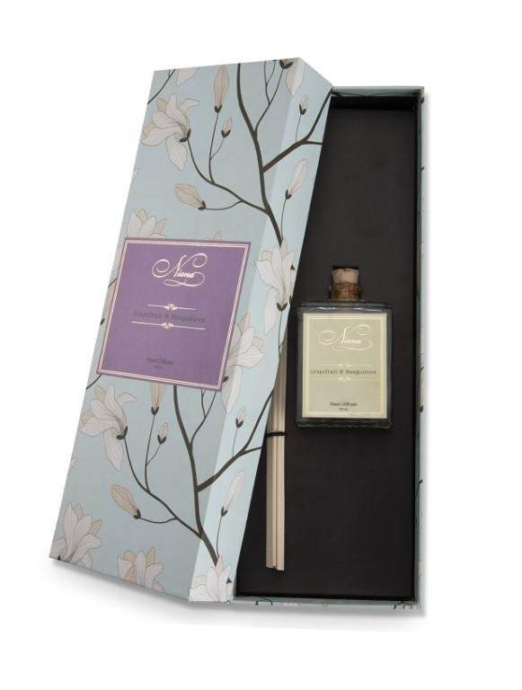 Grapefruit and Mangosteen Reed Diffuser (100ml) ANGIE KRIPALANI DESIGN - ANGIE HOMES