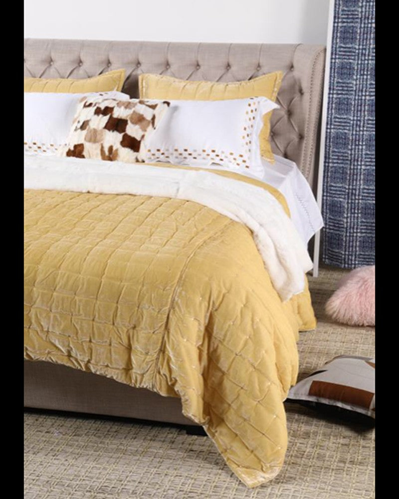 Luxury mango quilted bed sets | Angie Homes