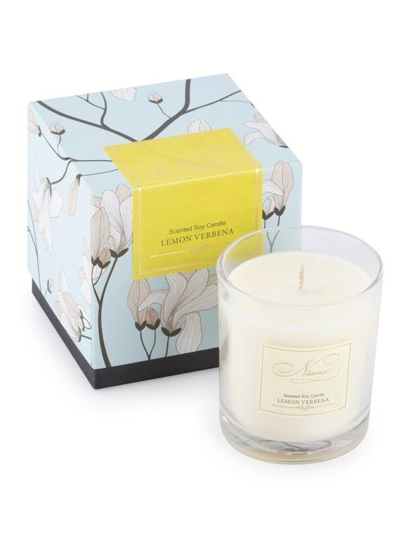 Lemon Verbena Candle ANGIE KRIPALANI DESIGN - ANGIE HOMES