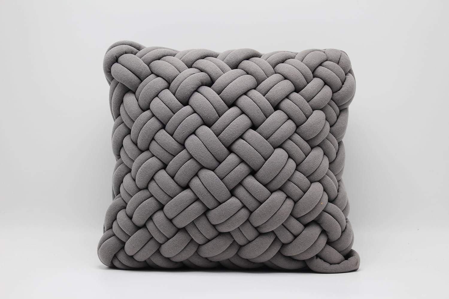 MEIRYO BEST GREY KNIT WEAVE CUSHIONS - ANGIE HOMES ANGIE HOMES