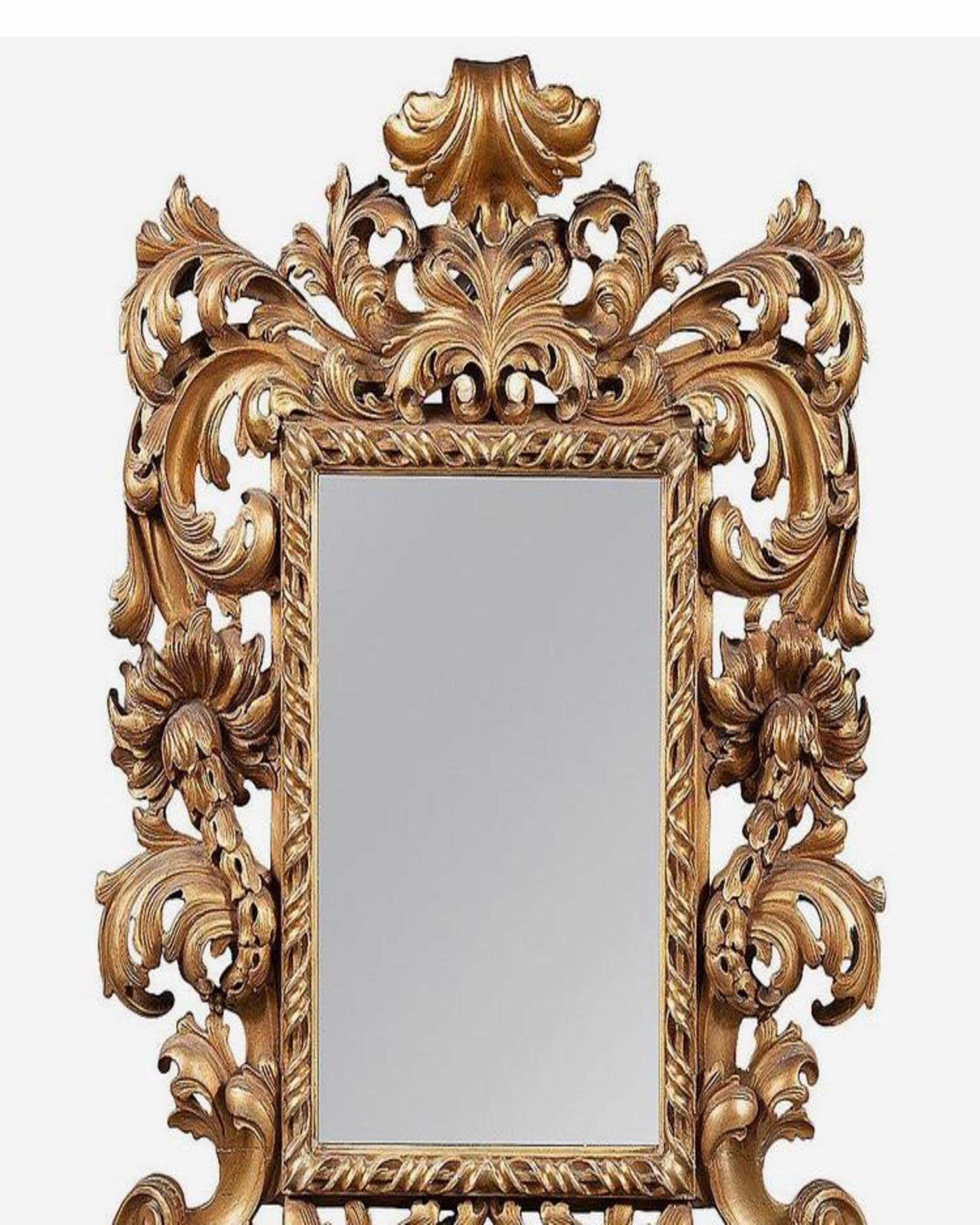 MELON CLASSIC GOLD MIRROR- ANGIE'S INDIA ANGIE HOMES