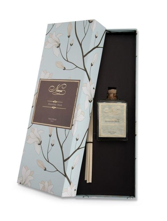Moonlake Musk Reed Diffuser (100ml) ANGIE KRIPALANI DESIGN - ANGIE HOMES