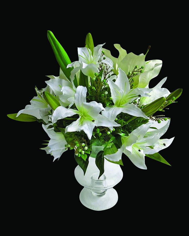 NIKI  ARTIFICIAL FLOWER ANGIE HOMES