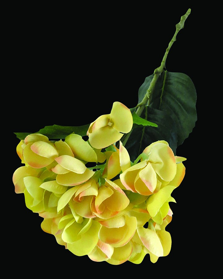 PIPPU  YELLOW ARTIFICIAL FLOWER ANGIE HOMES