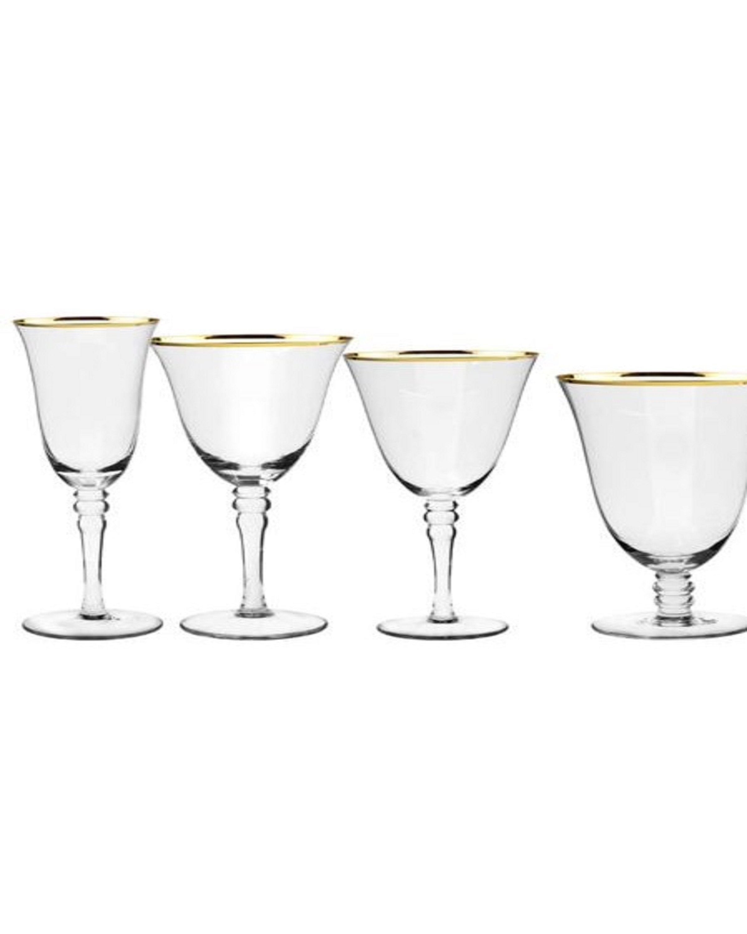 QULIB WINE GLASSES ANGIE HOMES