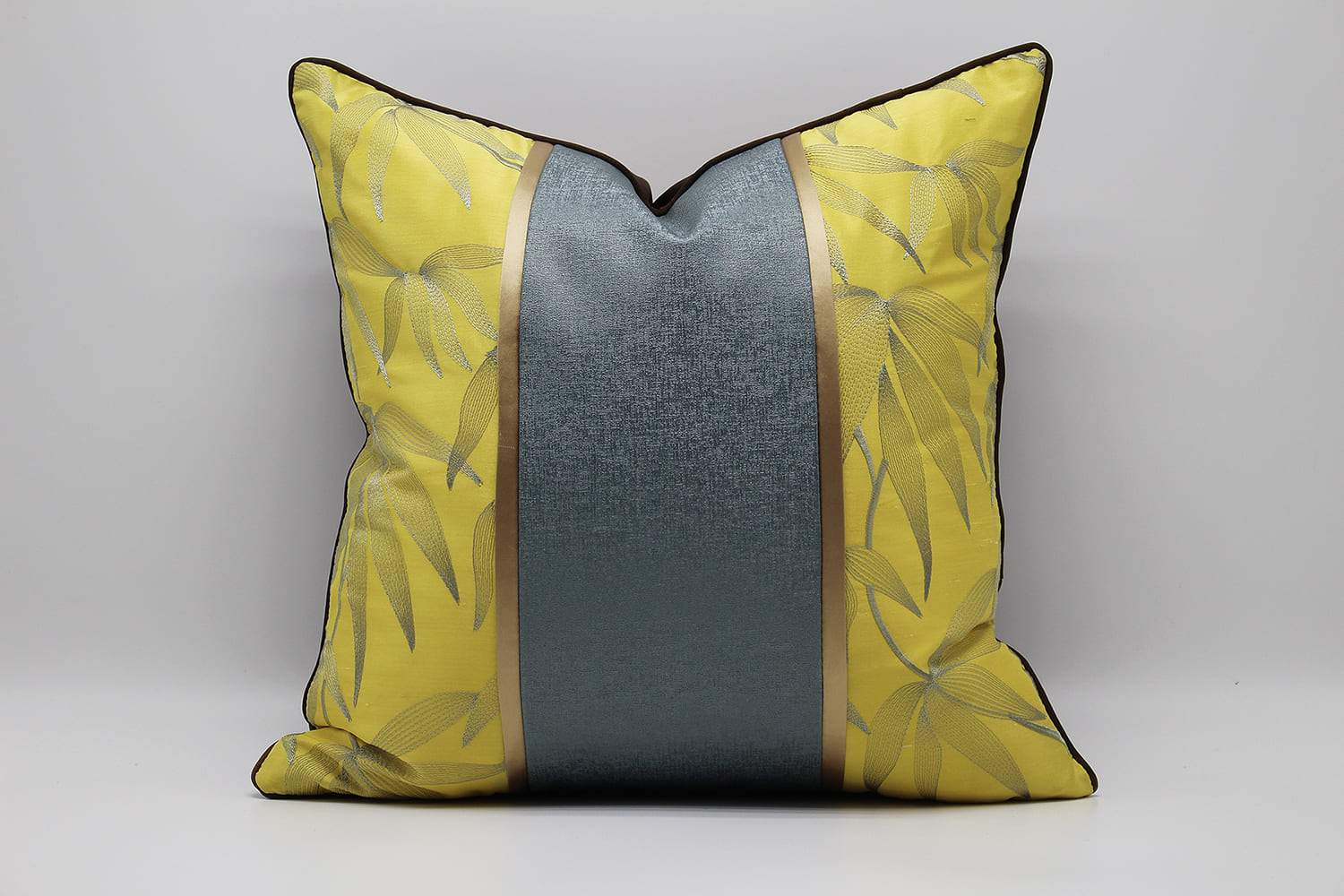 SIESTA BEST LEMON GREY  CUSHIONS - ANGIE HOMES ANGIE HOMES