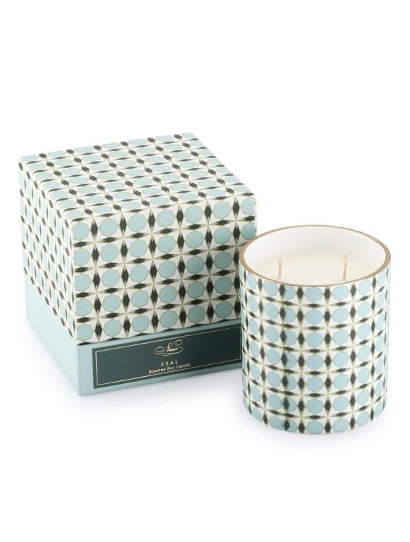 Zeal Candle ANGIE KRIPALANI DESIGN - ANGIE HOMES