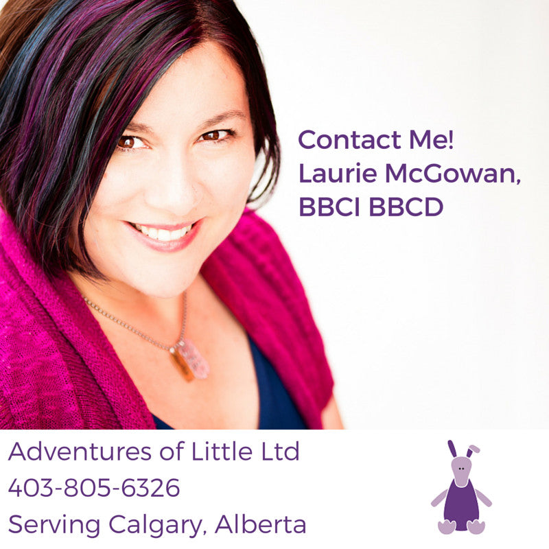 Contact Laurie McGowan of Adventures of Little Calgary