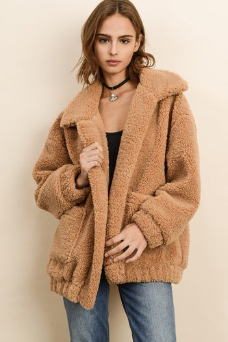 Oversized Teddy Bomber
