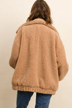 Load image into Gallery viewer, Oversized Teddy Bomber