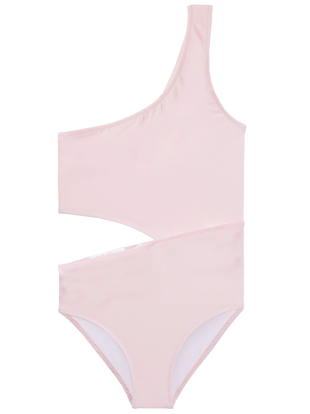Light Pink Side Cutout