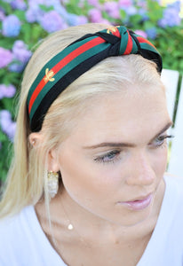 Women's Bee Knot Headbands
