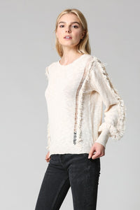 Fate Fringe Sweater