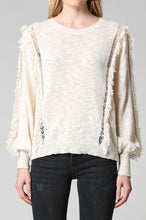 Load image into Gallery viewer, Fate Fringe Sweater