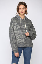 Load image into Gallery viewer, FATE Camouflage Hoodie Top