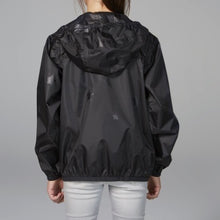 Load image into Gallery viewer, SAM - Gloss Star Packable Rain Jacket -UNISEX