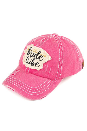 Bride Tribe Baseball Cap