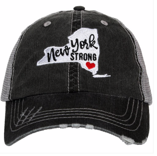 New York Strong Truckers Hat