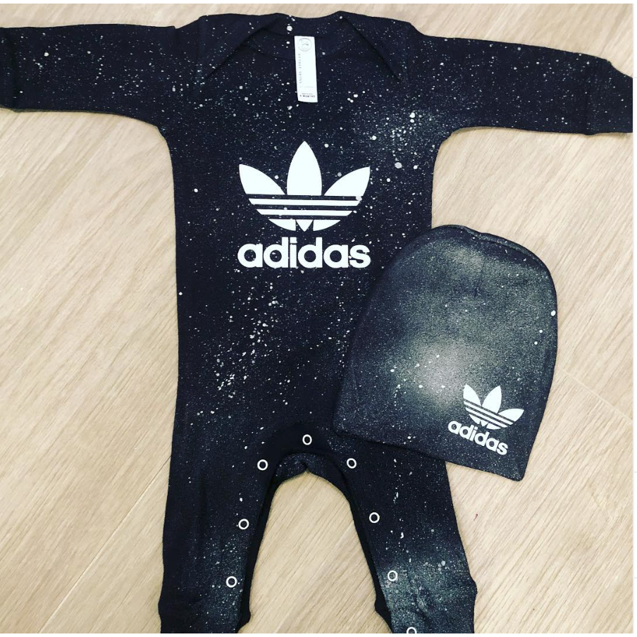 Adidas Set Jumper / Hat