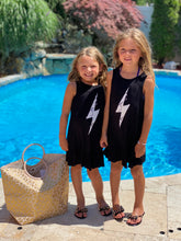 Load image into Gallery viewer, Lightening Bolt Tank Dress