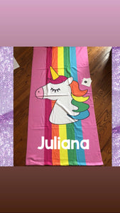 Unicorn Towel