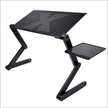 Load image into Gallery viewer, Laptop Buddy - Adjustable Laptop Stand Folding Desk