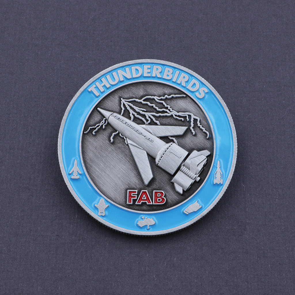 Official Thunderbird 1 Coin - The Koyo Store