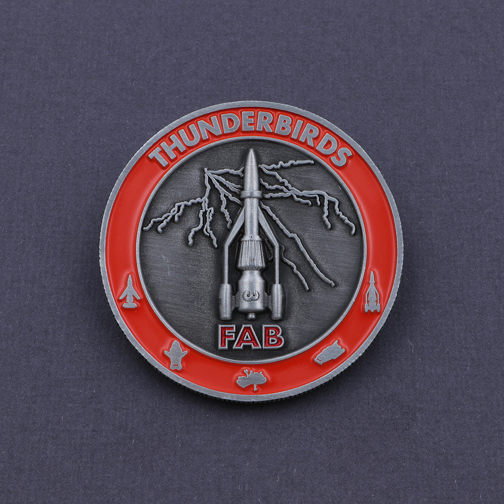 Official Thunderbird 3 Coin - The Koyo Store