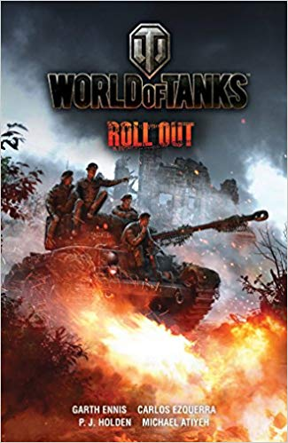 World of Tanks Comic Book