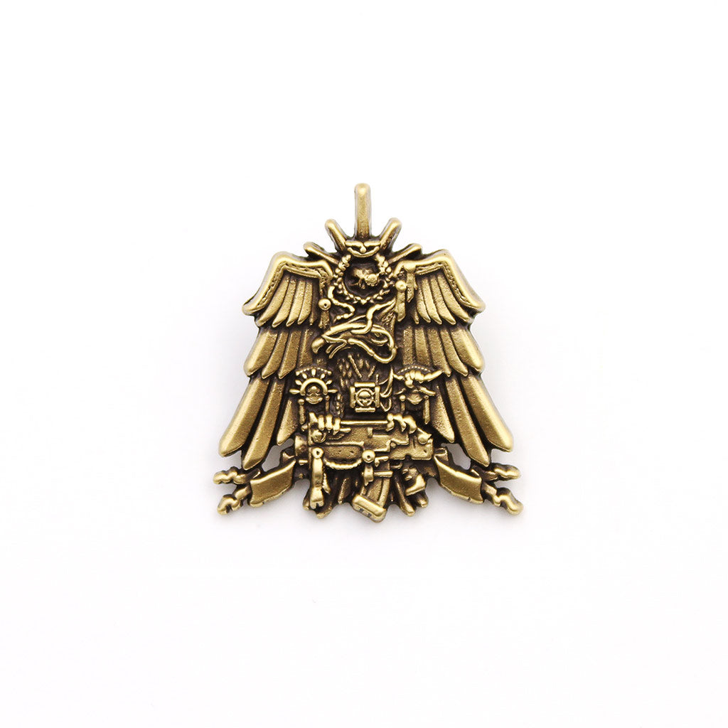 Warhammer 40,000 Astartes 3D Artifact Pin