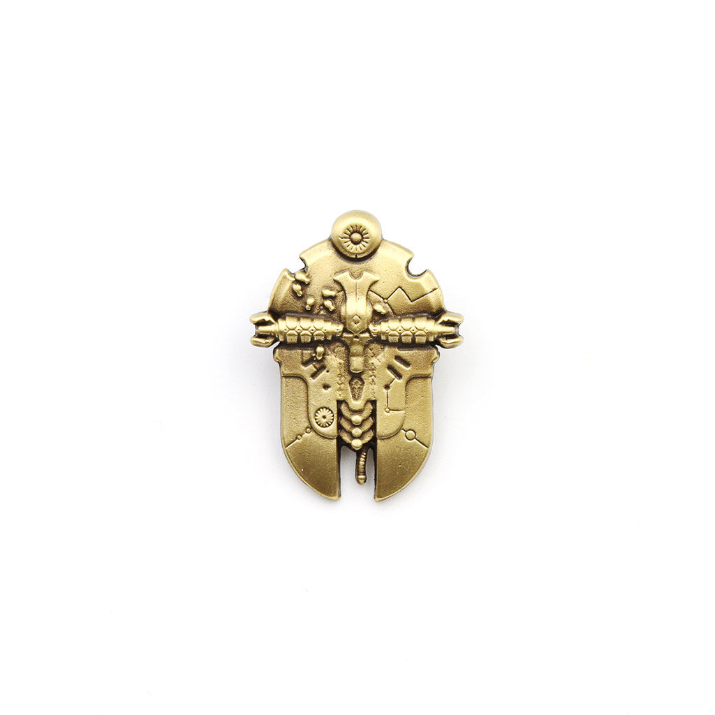 Warhammer 40,000 Necron 3D Artifact Pin
