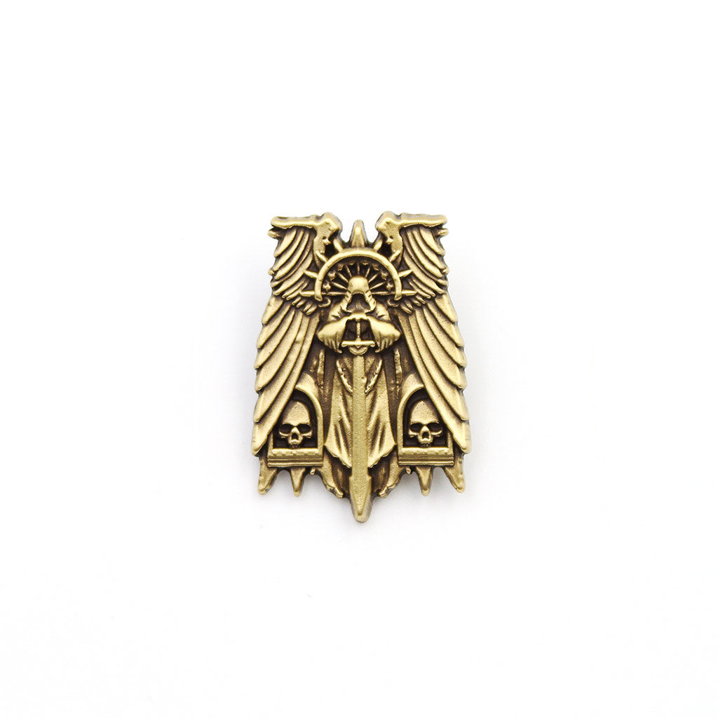 Warhammer 40,000 Dark Angels 3D Artifact Pin