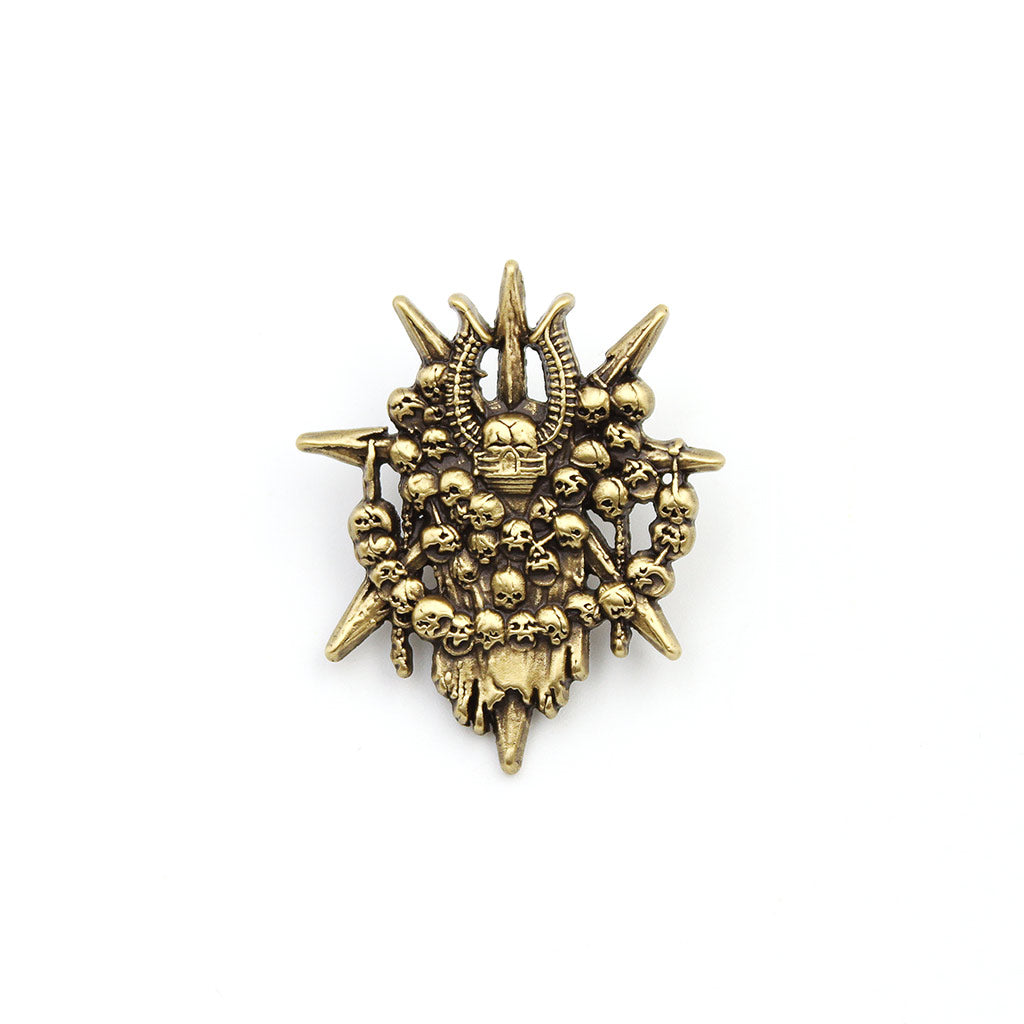 Warhammer 40,000 Chaos Legions 3D Artifact Pin