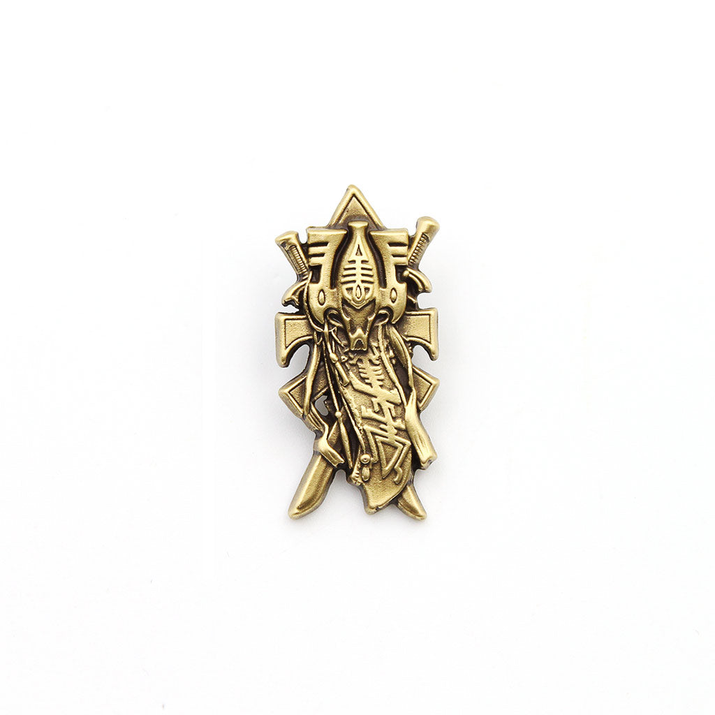 Warhammer 40,000 Aeldari 3D Artifact Pin