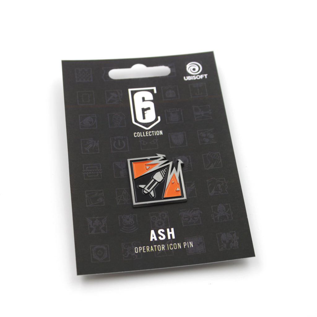 Ash Operator Pin - The Koyo Store