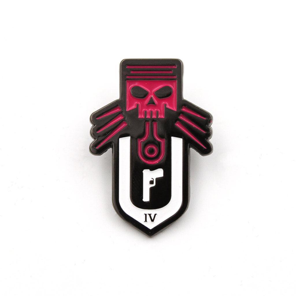 Operation Burnt Horizon Pin - The Koyo Store