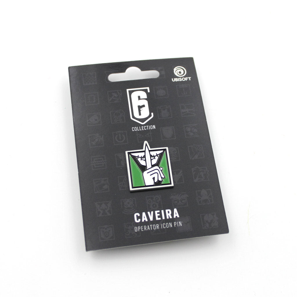 Caveira Operator Pin - The Koyo Store