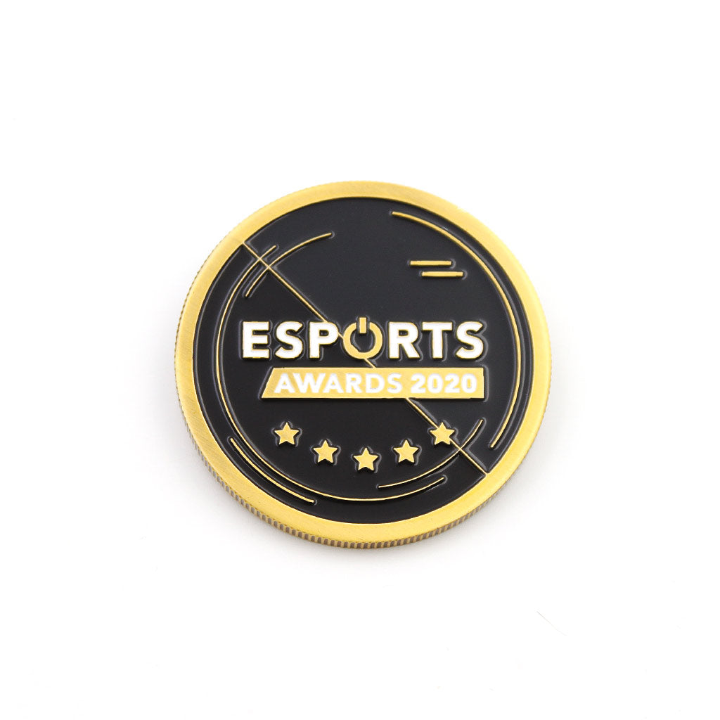 Esports Awards Finalist Coin (2020)
