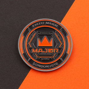 Official FACEIT Major 2018 Coin