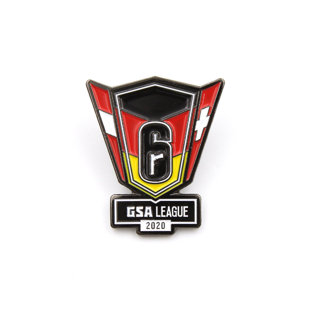 GSA League Pin