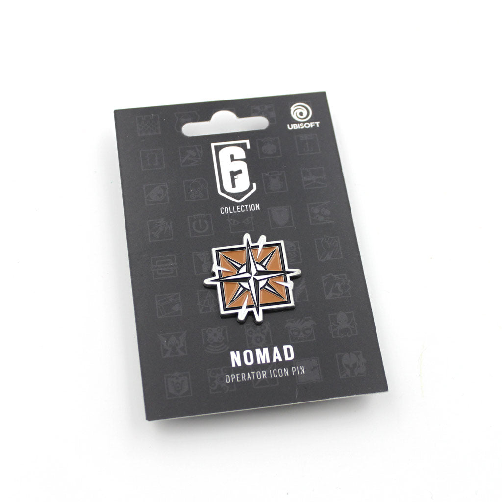 Nomad Operator Pin - The Koyo Store