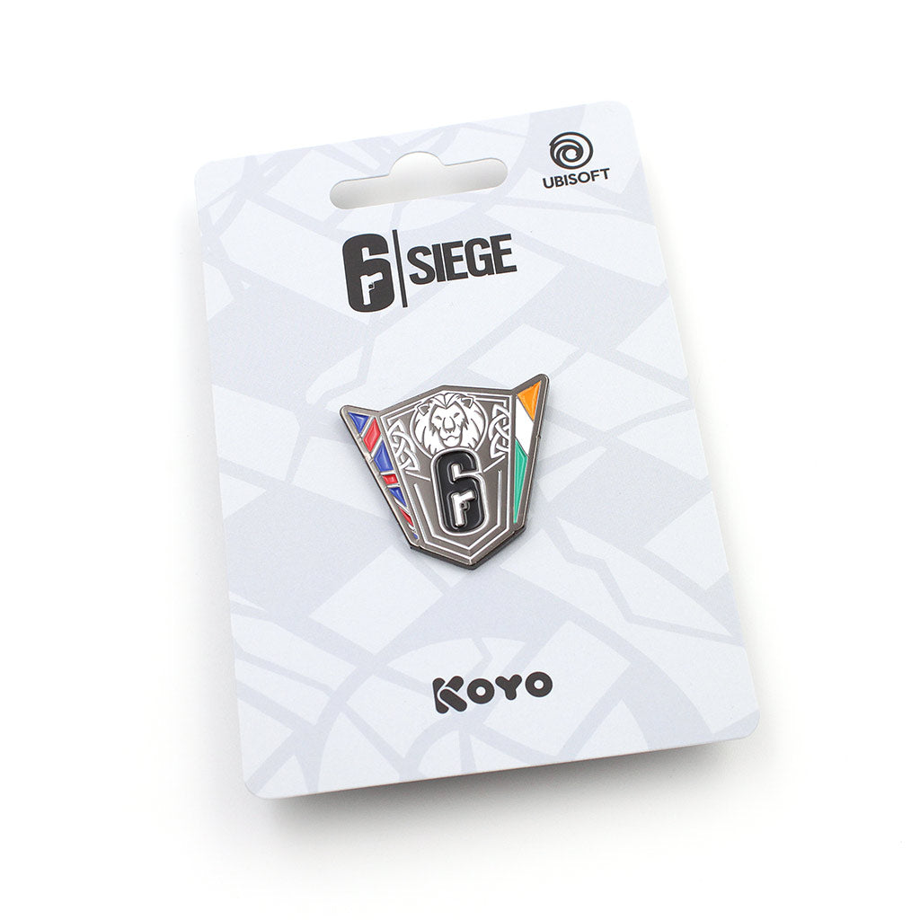 Esports National League Pin