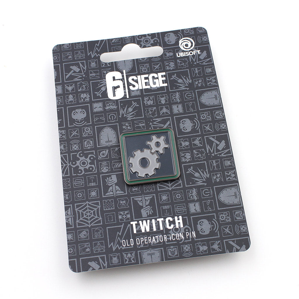 Twitch Old Operator Pin (Limited Edition)