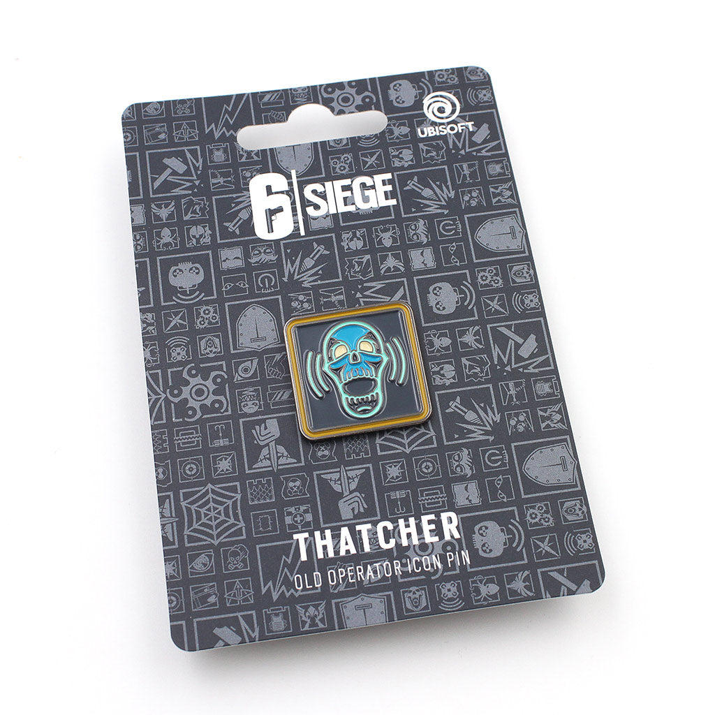 Thatcher Old Operator Pin (Limited Edition)