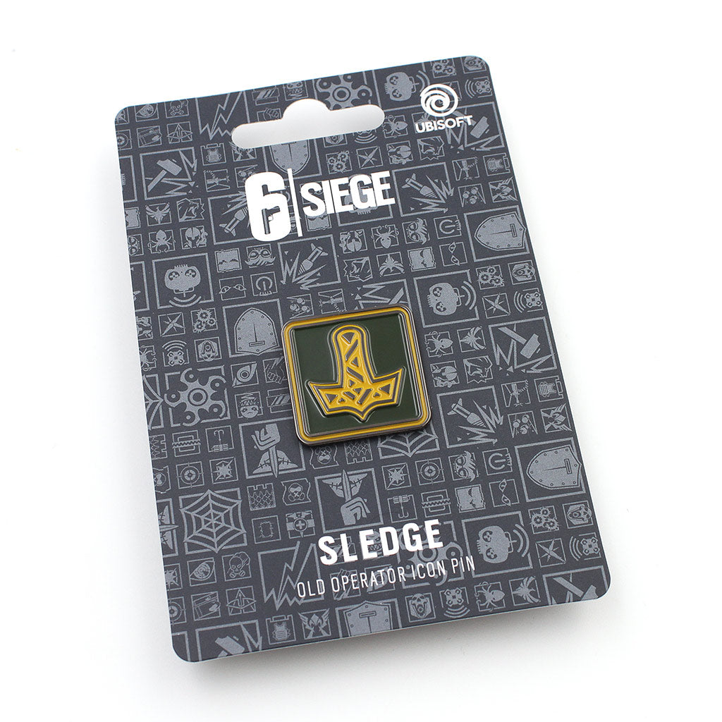Sledge Old Operator Pin (Limited Edition)